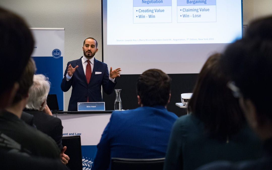 MSc Management and Law – International Conference 2019